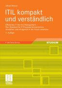 ITIL kompakt und verst  ndlich PDF
