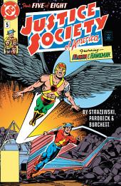 Justice Society of America (1991-) #5