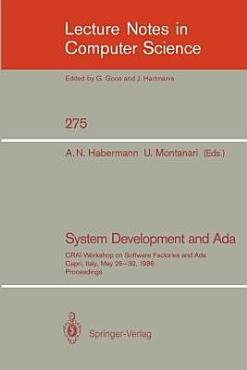 System Development and Ada PDF