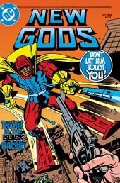 New Gods (1984-) #2
