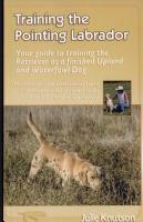 Training the Pointing Labrador PDF