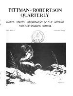 Pittman-Robertson Quarterly