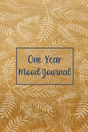 One Year Mood Journal