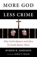 More God  Less Crime