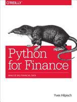 Python for Finance PDF