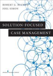 Solution Focused Case Management Book PDF