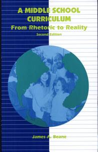 A Middle School Curriculum Book
