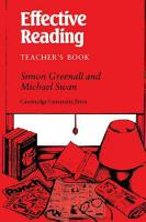 Effective Reading Teacher s Book PDF