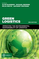 Green Logistics PDF