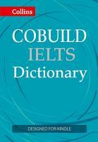 COBUILD IELTS Dictionary  Collins English for IELTS  PDF