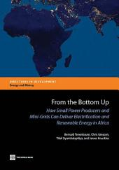 From the Bottom Up: How Small Power Producers and Mini-Grids Can Deliver Electrification and Renewable Energy in Africa
