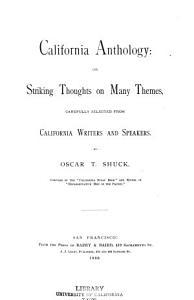 California Anthology PDF
