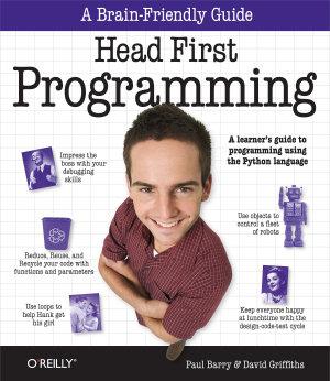 Head First Programming PDF
