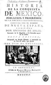 Historia de la conquista de Mexico [...]