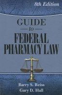Guide to Federal Pharmacy Law PDF