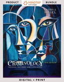 Criminology   Mindtap Criminal Justice  1 Term   6 Months Access Card PDF