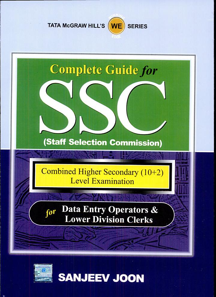 Complete Guide for SSC