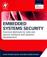 Embedded Systems Security PDF