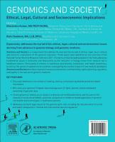 Genomics and Society PDF