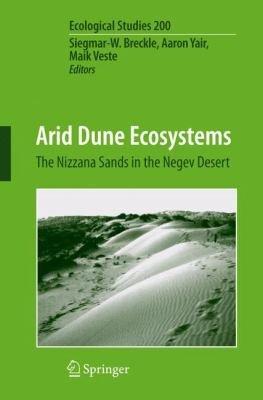 Arid Dune Ecosystems PDF