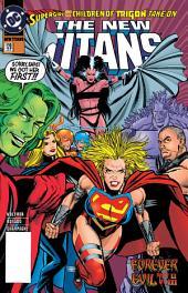 The New Titans (1984-) #120