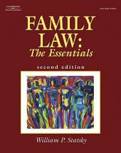 Family Law: The Essentials: Edition 2