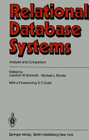 Relational Database Systems PDF