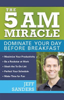 The 5 A M  Miracle PDF