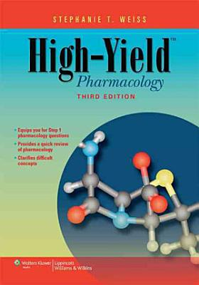 High Yield Pharmacology PDF