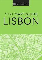DK Eyewitness Lisbon Mini Map and Guide PDF