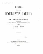 sér., t. 1. Mémoires extraits du Journal de l'École polytechnique