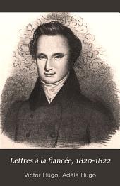 Lettres à la fiancée, 1820-1822