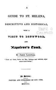 A Guide to St  Helena PDF