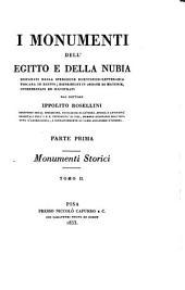 I monumenti dell'Egitto e della Nubia: disegnati dalla spedizione scientifico-letteraria toscana in Egitto, Parte 1,Volume 2