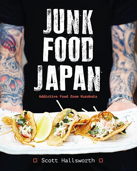 Download Junk Food Japan Book