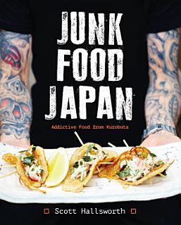 Junk Food Japan Book