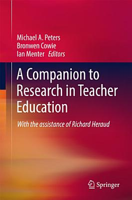 A Companion to Research in Teacher Education PDF