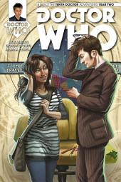 Doctor Who: The Tenth Doctor #2.12: Old Girl Part 1 - Aftermath