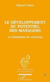 Le développement du potentiel des managers