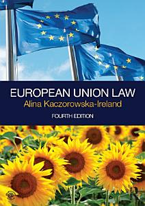 European Union Law PDF