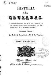 Historia de las cruzadas: Volumen 11