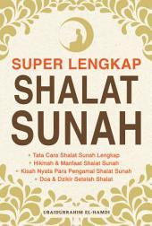 Super Lengkap Shalat Sunah