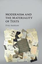 Modernism and the Materiality of Texts PDF