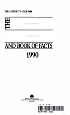 The World Almanac and Book of Facts  1990 PDF