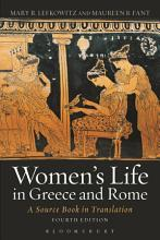 Women s Life in Greece and Rome PDF