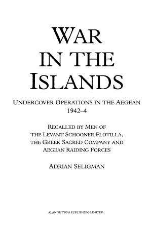 War in the Islands