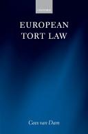 European Tort Law PDF
