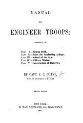 Manual for Engineer Troops; ... Second edition