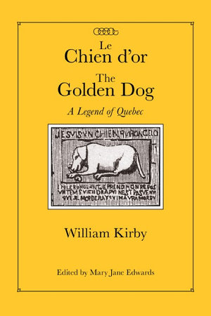 Chien d or The Golden Dog PDF