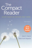The Compact Reader with 2016 MLA Update PDF